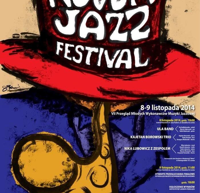 VII edycja Novum Jazz Festiwal