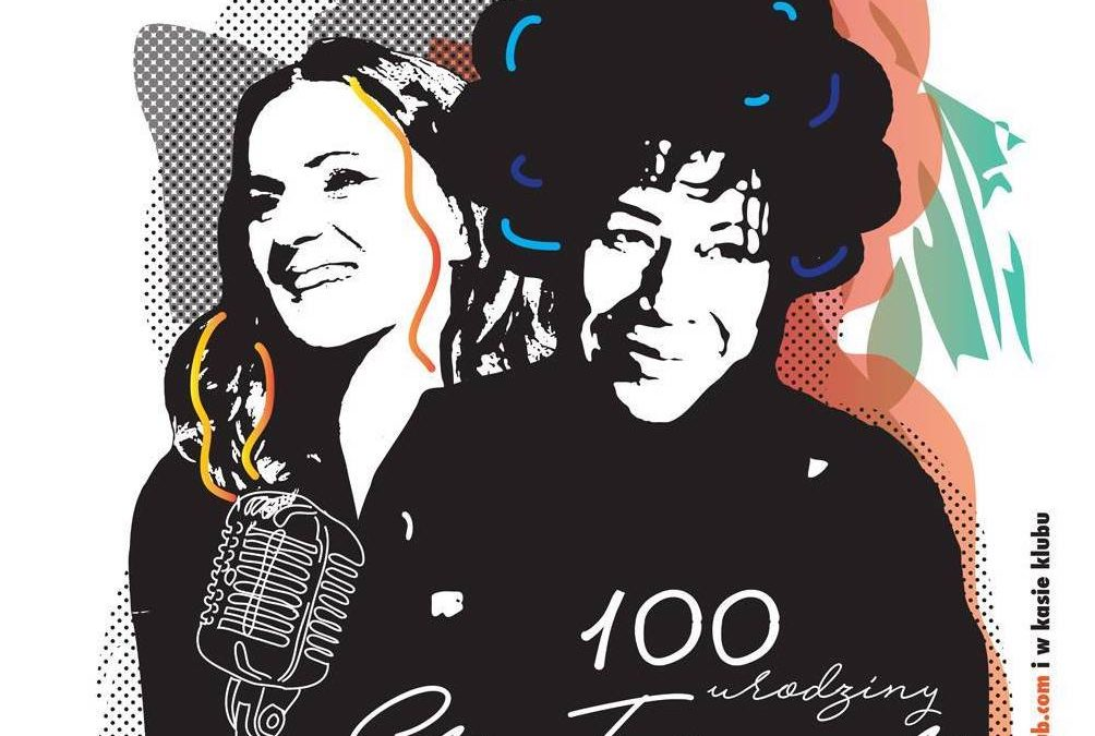 100 urodziny Elli Fitzgerald
