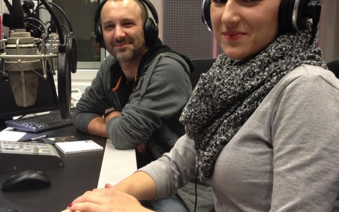 Wywiad w radiowej Trójce