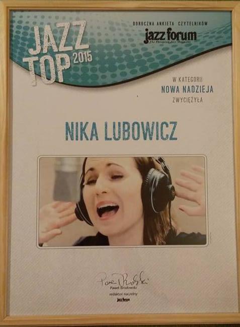 Nowa Nadzieja Jazz Top 2016
