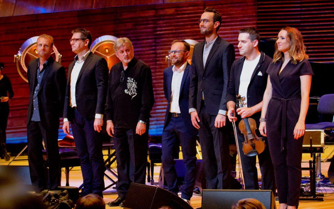 Koncert z NOSPR w TVP Kultura