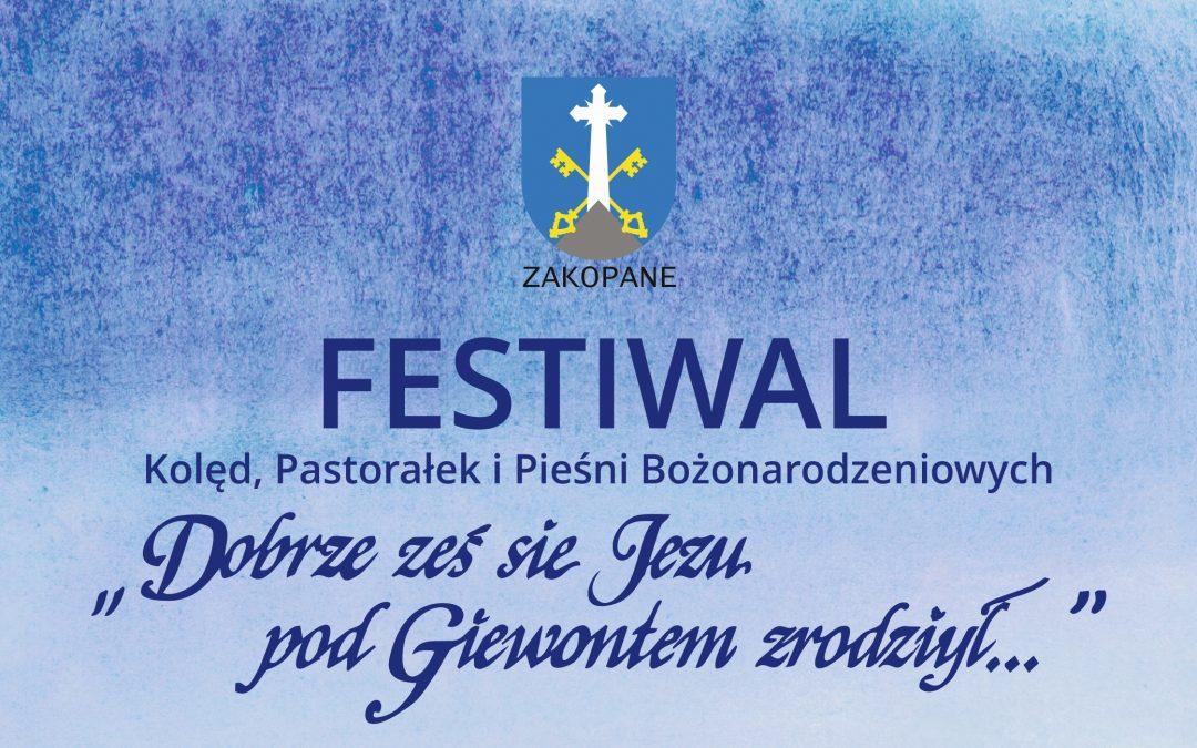 Festiwal kolęd i pastorałek w Zakopanem