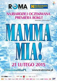 Mamma Mia w TM ROMA